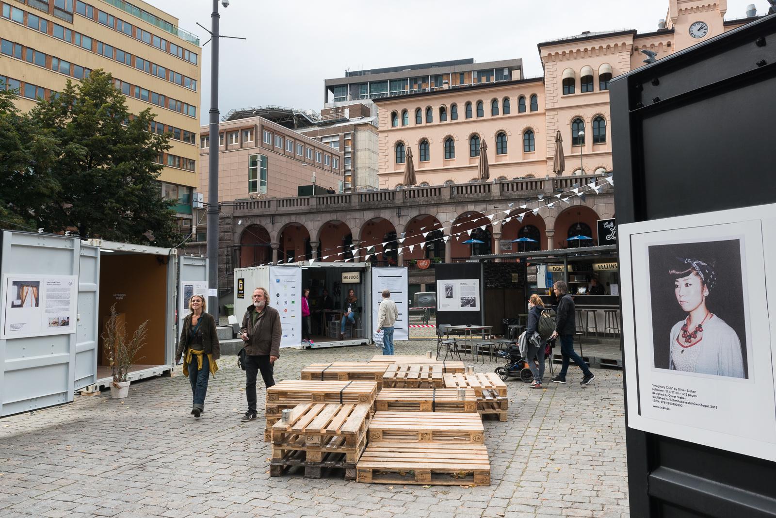 Fotobokfestival Oslo  2015